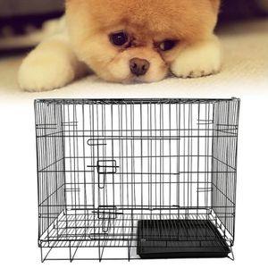 CAISSE DE TRANSPORT Caisse/cage de transport -60 * 43 * 52 cm  Cage mé