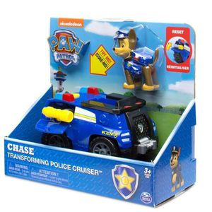 VOITURE - CAMION Paw Patrol Chase Transforming Police Cruiser Véhic