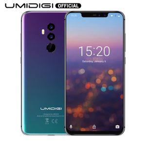 SMARTPHONE UMIDIGI Z2 PRO Smartphone 6Go+128Go Android 8.1 6.