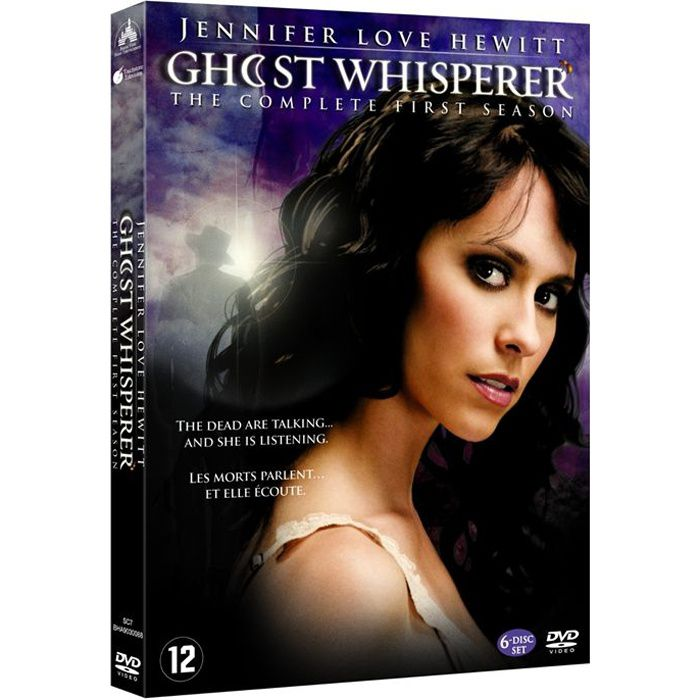 DVD SÉRIE GHOST WHISPERER : Saison 1, Coffret 6 DVD