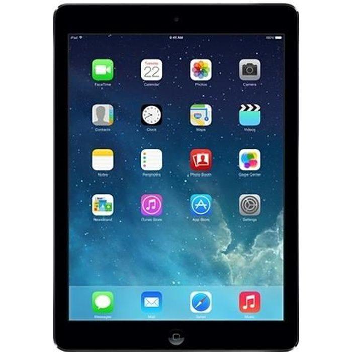 Apple iPad Air, 24,6 cm (9.7-), 2048 x 1536 pixels, 32 Go,...
