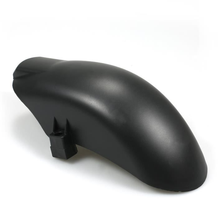Garde Boue avant que trottinette électrique Scooter électrique pour Pièces détachées Kugoo Kirin M4 / Kugoo Kirin M4 Pro- Noir