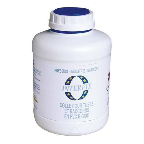 COLLE POUR PVC/500 ml