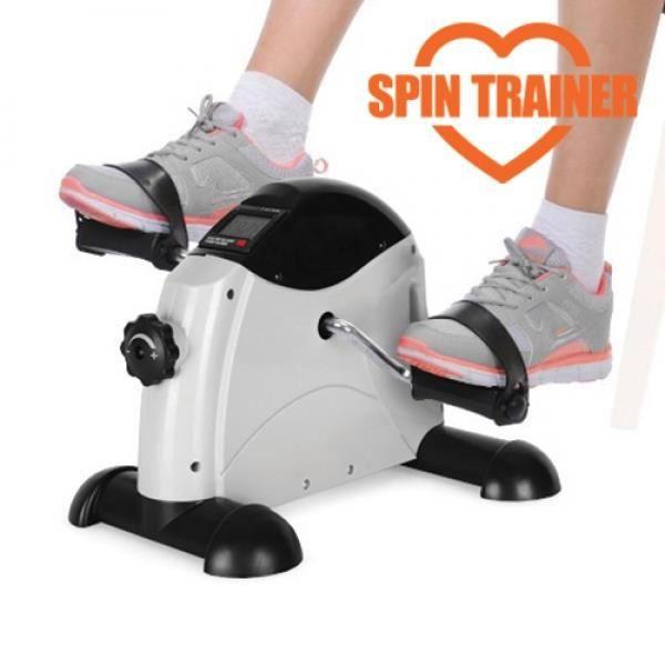 Pédalier Spin Trainer