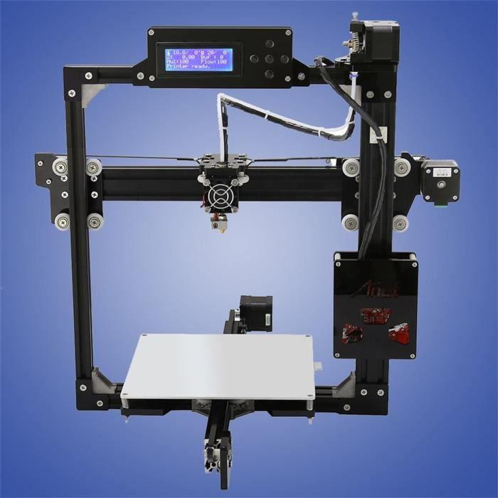 Kit d'imprimante bricolage 3D d'imprimante 3D professionnelle de l'imprimante 3D Lcd 100Mm S Max