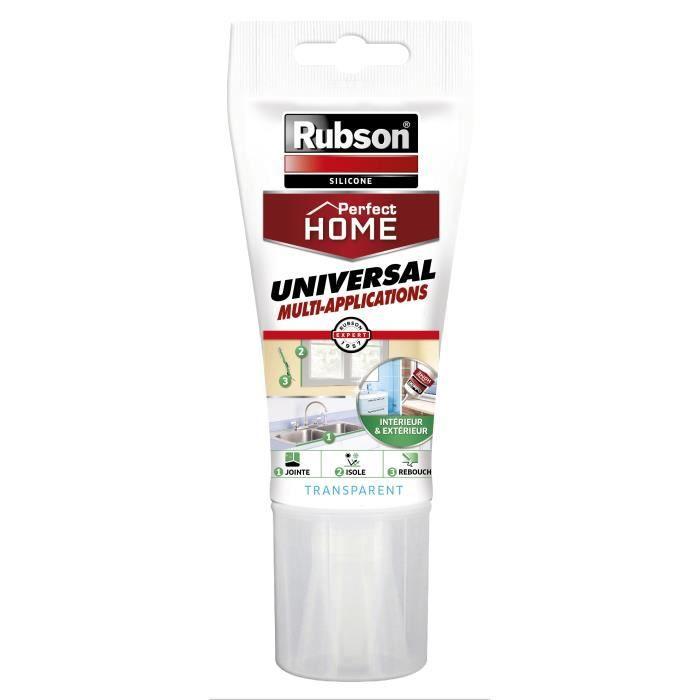 RUBSON Mastic multi-usages Tube 150ml Translucide
