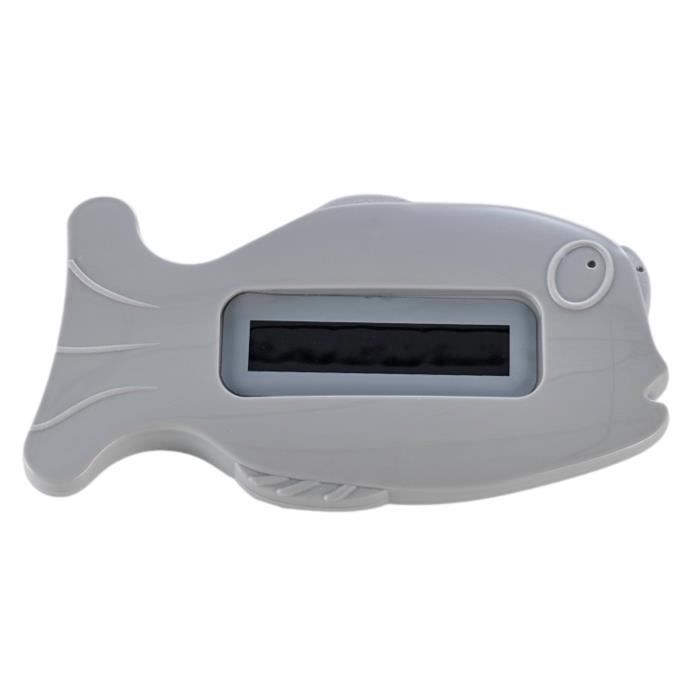 THERMOBABY THERMOMETRE DE BAIN Gris Charme