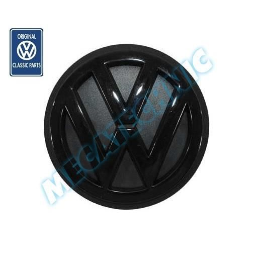 logo vw pour coffre arri re de golf 3 berline et break achat vente d coration v hicule. Black Bedroom Furniture Sets. Home Design Ideas