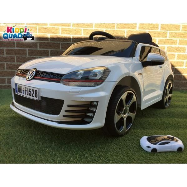 golf gti performance blanc oryx voiture lectrique pour. Black Bedroom Furniture Sets. Home Design Ideas