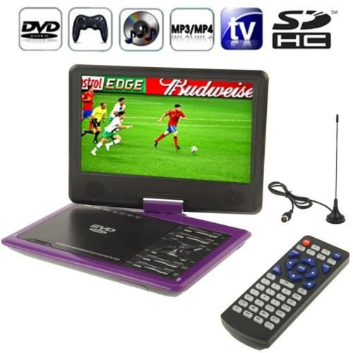 lecteur dvd portable cran 9 5 tv usb game achat vente lecteur dvd portable lecteur dvd. Black Bedroom Furniture Sets. Home Design Ideas