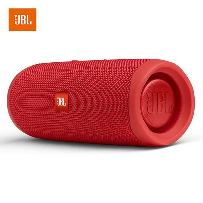 ENCEINTE NOMADE JBL Flip 5 Rouge enceinte bluetooth portable Water