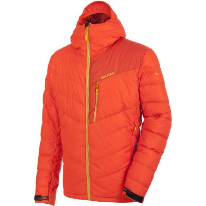 Veste Orange Salewa Ski M Homme Achat Ortles Dwn Jacket mwy0ONvn8