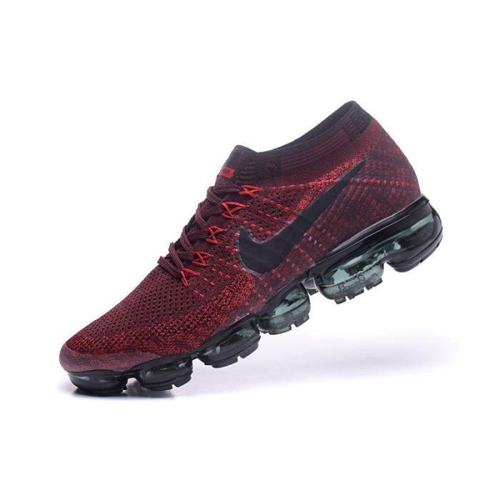 rouge bordeaux nike chaussures homme