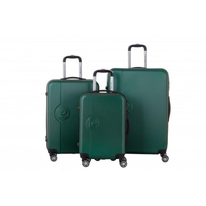 VALISE - BAGAGE  Ensemble de 3 valises, 2 tailles soute + 1 taille