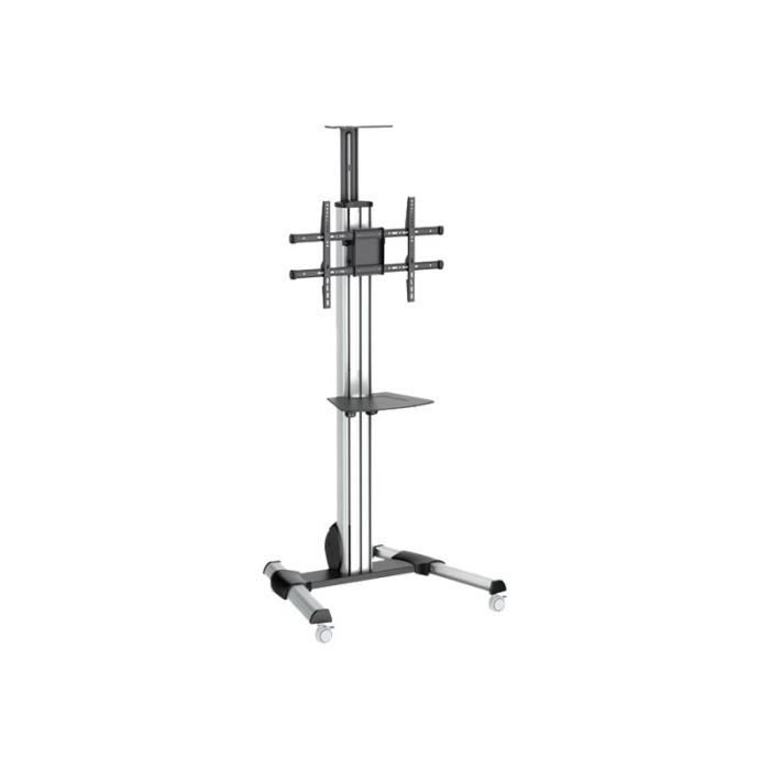 "FIXATION - SUPPORT TV StarTech.com TV Cart - For 32"" to 70"" TVs - One-To"