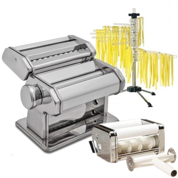 MACHINE À PÂTES Table&cook - machine à pâtes manuel + séchoir + ac