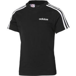 T-SHIRT MAILLOT DE SPORT ADIDAS YB E 3S T-Shirt - NOIR