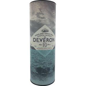 WHISKY BOURBON SCOTCH GLEN DEVERON Whisky - 10 ans d'âge - 70 cl - 40 %