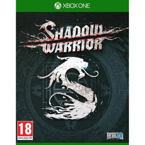 JEUX XBOX ONE Shadow Warrior Jeu XBOX One