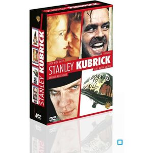 DVD FILM DVD Coffret Stanley Kubrick : Eyes Wide Shut + Shi