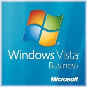 SYSTÈME D'EXPLOITATION Microsoft Windows Vista Professionnel OEM