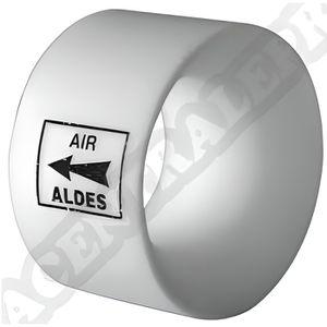 VMC - ACCESSOIRES VMC ALDES ANNEAU PHONIQUE D125 BAP Anneau phonique-D 1