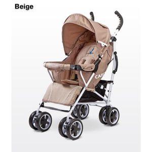 LANDAU - POUSSETTE SPACER17   Pousette canne bébé   Dès 6 mois   Jusq