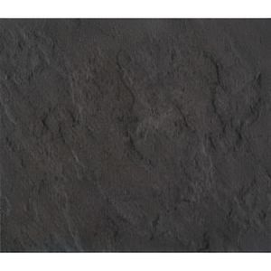 Dalles autoadh sives senso design gerflor slate anthracite - Dalles auto adhesives murales ...