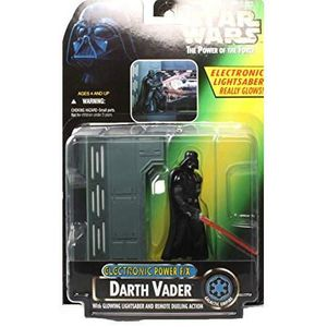 FIGURINE - PERSONNAGE STAR WARS : Figurine Dark Vador Darth Vader Electr