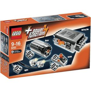 ASSEMBLAGE CONSTRUCTION LEGO® Technic 8293 Ensemble