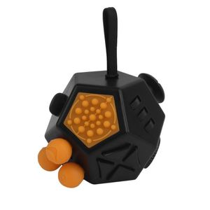 HAND SPINNER - ANTI-STRESS Fidget Cube Magie Cube Jouet Décompression Relaxat