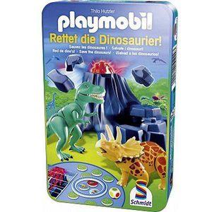 JEU SOCIÉTÉ - PLATEAU Playmobil : Sauvez les dinosaures !
