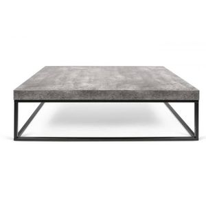 table effet beton achat vente table effet beton pas. Black Bedroom Furniture Sets. Home Design Ideas
