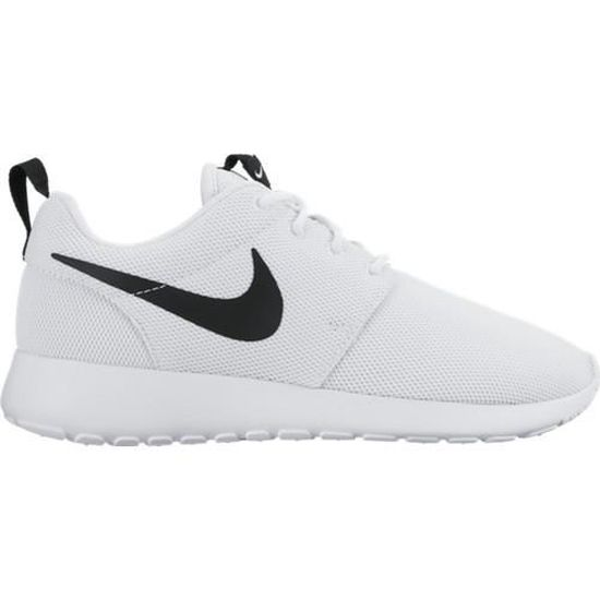 photos officielles 342b4 f0889 Basket NIKE ROSHE ONE - Age - ADULTE, Couleur - BLANC, Genre ...