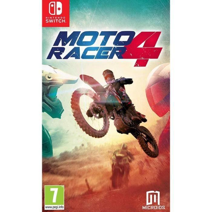 Moto Racer 4 Définitive Edition Jeu Switch