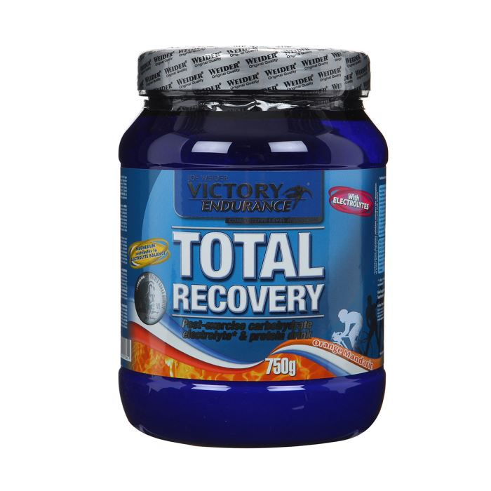 VICTORY ENDURANCE Total Recovery 750g Orange