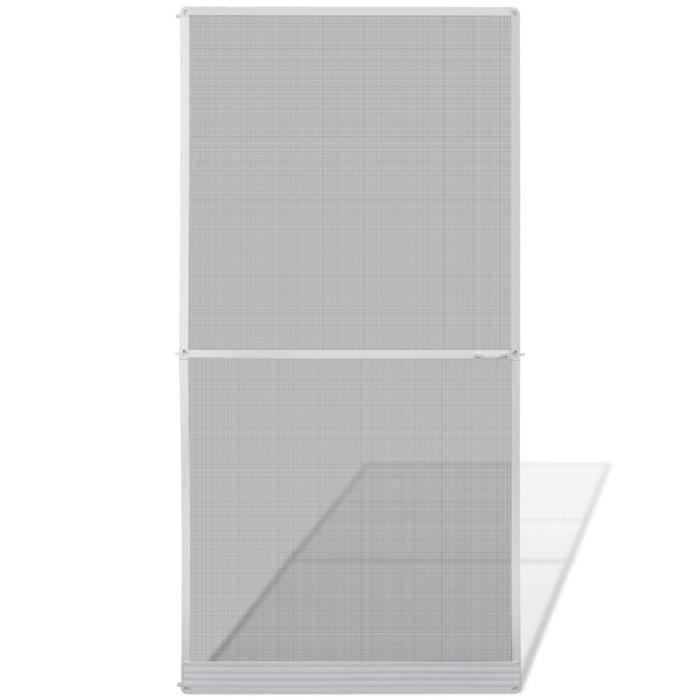 Protection eficace contre les insectes blanc 03434 Toile haut de gamme en ibre de verre 100 x 250 cm Windhager Tulle Moustiquaire Fibre de Verre