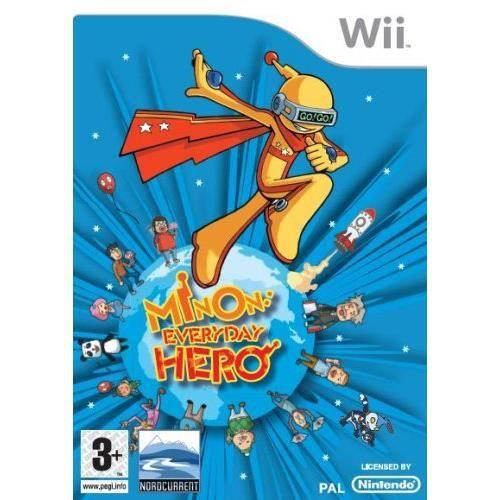 Minon : Everyday Hero
