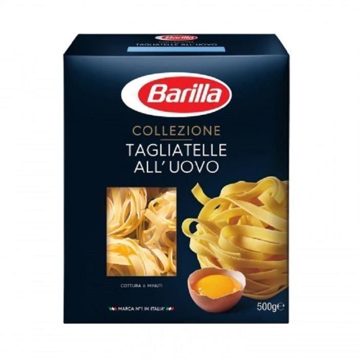 [LOT DE 3] Tagliatelle aux oeufs 500 g Barilla