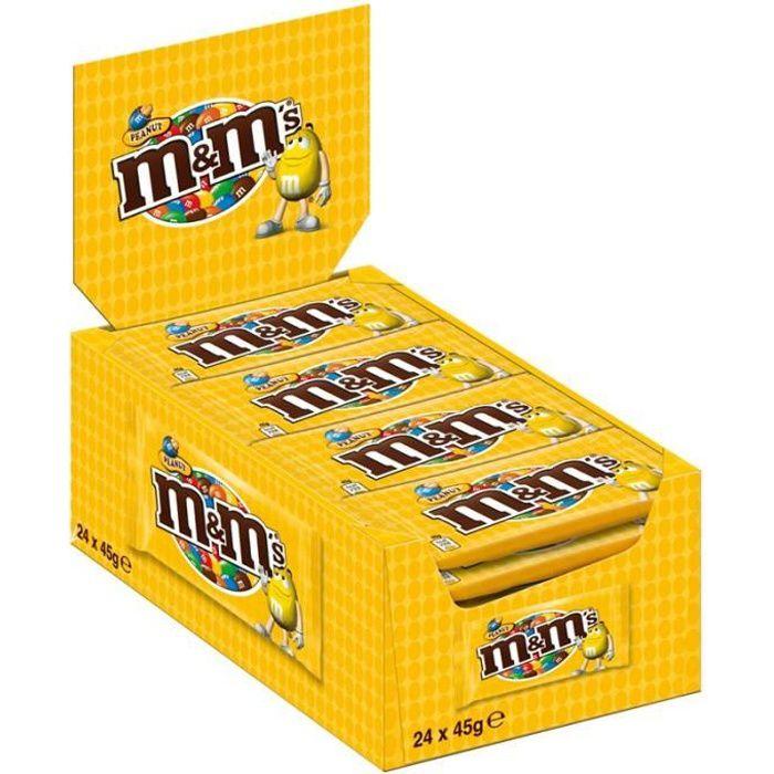 M&M'S, chocolat, 24 sacs