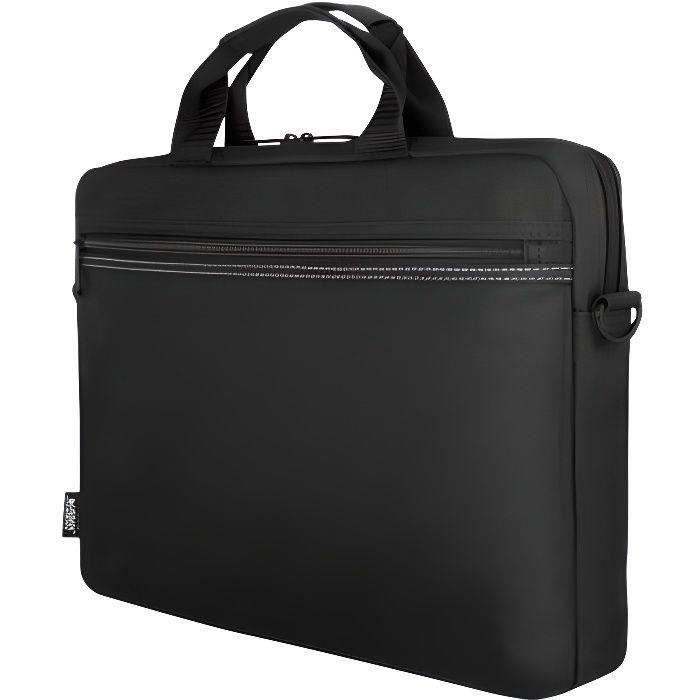 Urban Factory - Sacoche Toplight pour PC Portable 17,3- - Noir