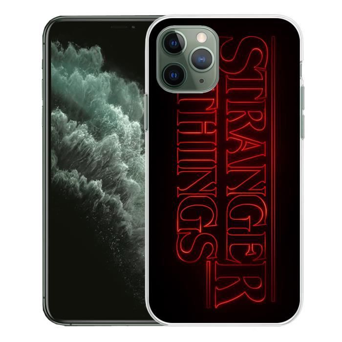 coque iphone 7 eleven stranger things