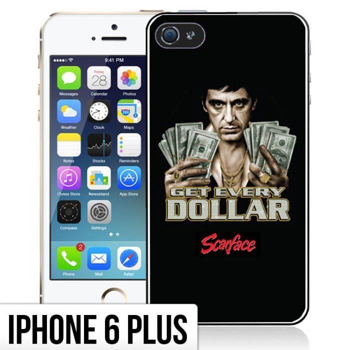 Coque iPhone 6 Plus- 6S Plus Get Every Dollar - Sc