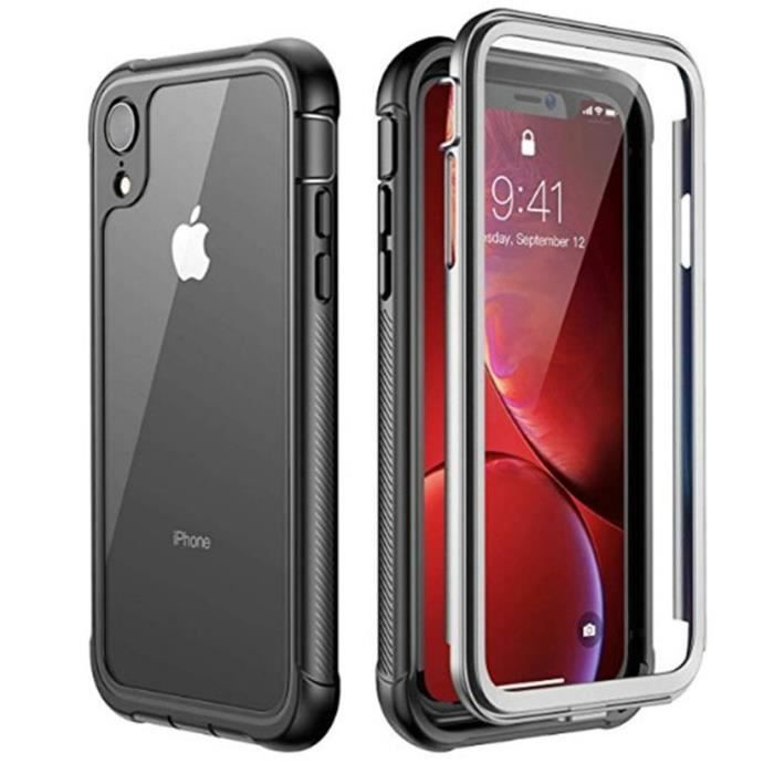 juce r coque etanche iphone xr 6 1 impermeable