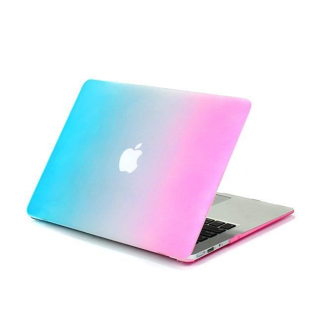 rainbow hard case for apple macbook air 11 6 achat vente housse d 39 ordinateur 8678100000293. Black Bedroom Furniture Sets. Home Design Ideas