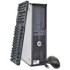 UNITÉ CENTRALE  DELL OPTIPLEX 380 - 4G DDR3 - Windows 7 Pro