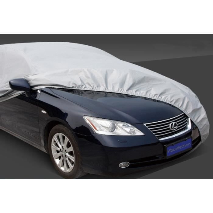 Housse couvre voiture taille m achat vente b che de for Taille rehausseur voiture