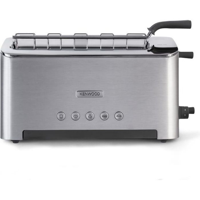 grille pain kenwood ttm610 achat vente grille pain toaster cdiscount. Black Bedroom Furniture Sets. Home Design Ideas