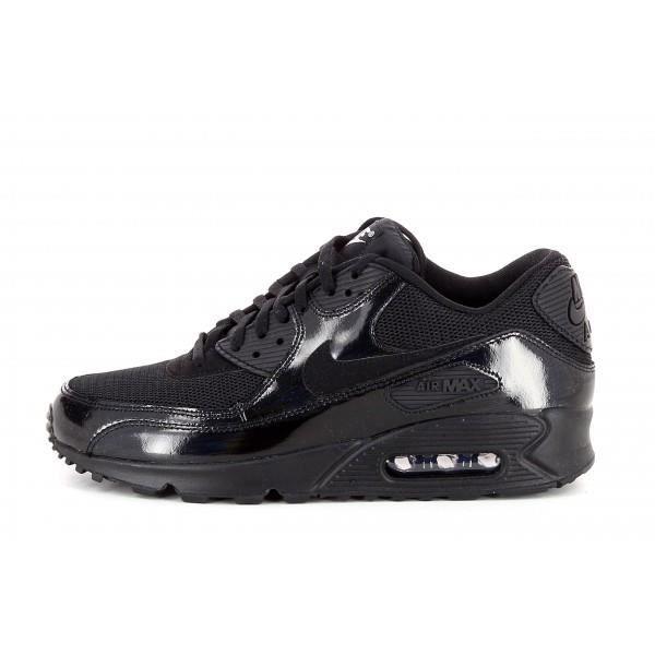 Basket Nike Air Max 90 Premium -... Noir Noir - Achat ...
