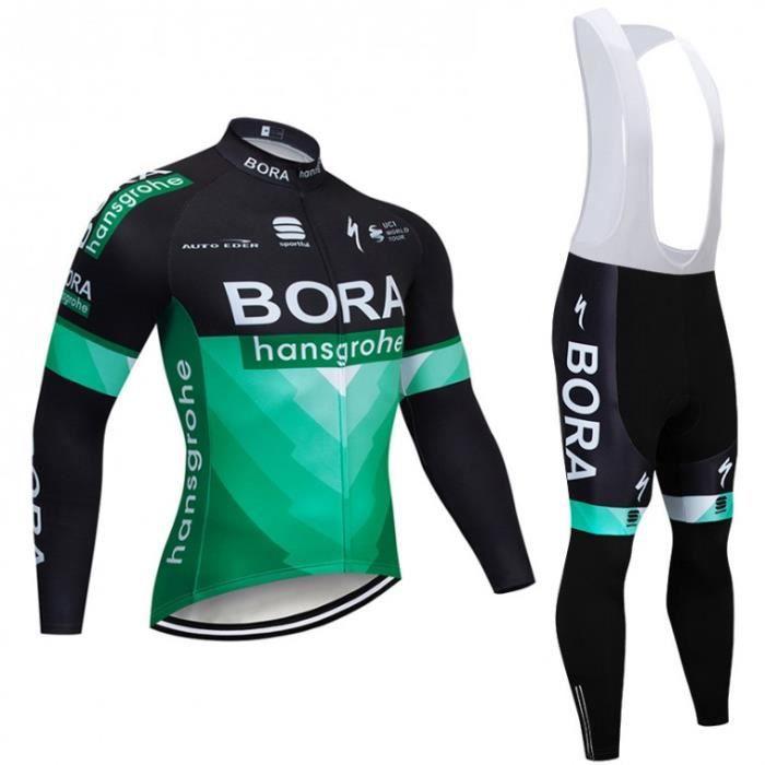 maillot de Cyclisme Hommes Sets pour cycliste Maillot Pantalon Demi-manches
